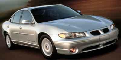 Photo 2001 Pontiac Grand Prix SE Sedan