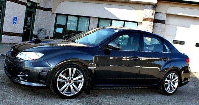 Photo 2012 Subaru Impreza WRX STI Sedan