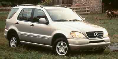 Photo 2002 Mercedes-Benz ML320 4MATIC