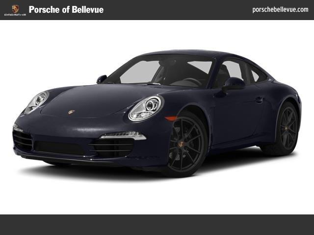 Photo 2012 Porsche 911 Turbo Coupe