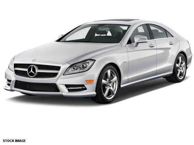 Photo 2012 Mercedes-Benz CLS550