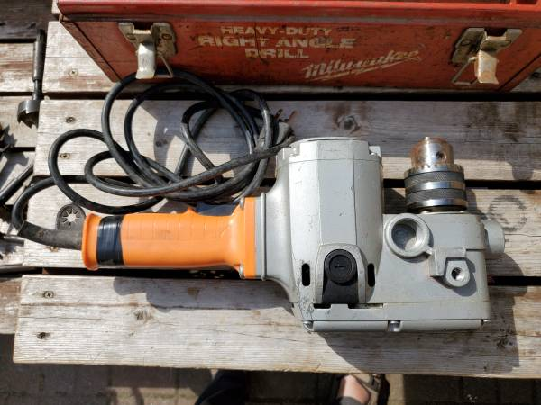 Photo 12quot Hole Hog Chicago Electric Drill - $75 (Springtown)