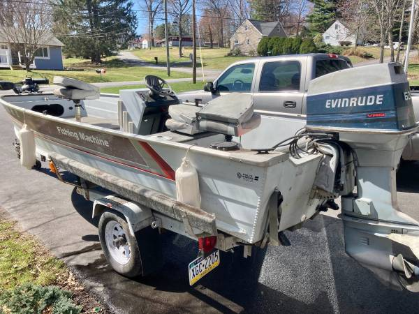 Photo 16 12 foot Sea Nymph Fishing Machine - $2,100 (Dallas)