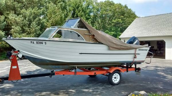 Photo 18 StarCraft Chieftain Cuddy outboard - $8,900 (New Tripoli)