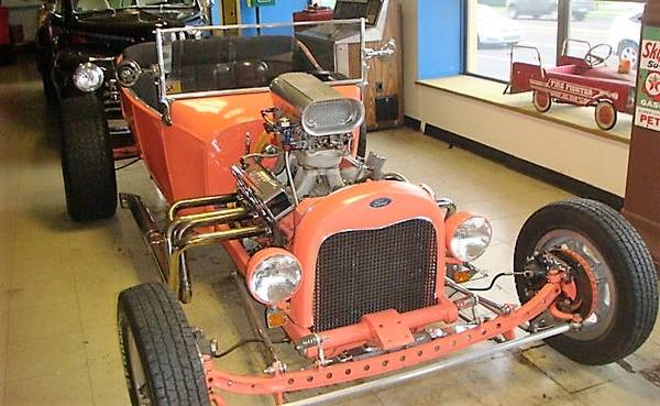 Photo 1923 Ford T Bucket - $14,000 (Coopersburg)