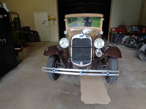 Photo 1930 Ford Model A Coupe - $12,500 (Coopersburg)