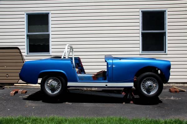 Photo 1967 MG Midget - $3,500 (Allentown)
