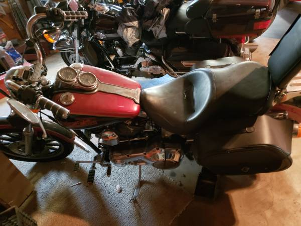 Photo 1998 Harley Davidson Low Rider - $5,000 (Riegelsville pa)