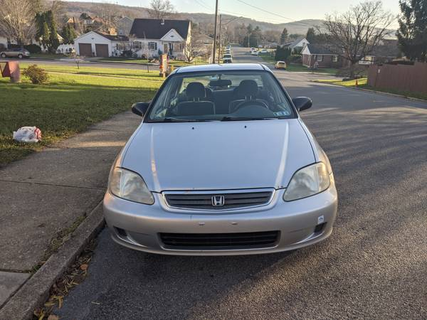 Photo 1999 Honda Civic for Sale Great Condition - $2,750 (Allentown)