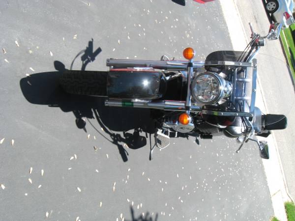 Photo 2000 Honda Shadow Aero 1100 cc - $3,300 (Bethlehem Twsp.)