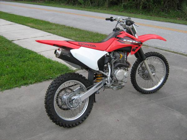 Photo 2004 Honda CRF 150 For Sale - $2,200 (North Brunswick NJ)