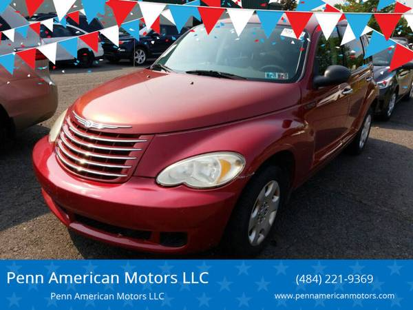 Photo 2006 CHRYSLER PT CRUISER, GAS SAVER, CLEAN AUTOCHECK, 5 OTHER PTS - $3,300 (ALLENTOWN)