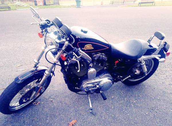 Photo 2007 50th Anniversary Sportster only 2000 made - $6,000 (lehigh valley)