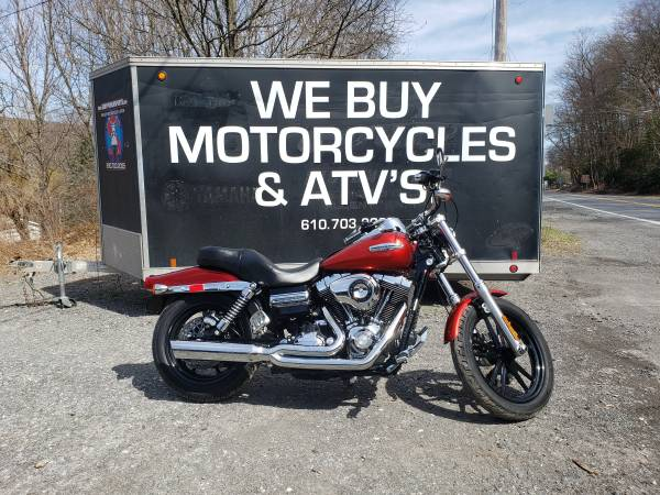 Photo 2008 HARLEY DYNA SUPERGLIDE CUSTOM ONLY 10K MILES - $7,999 (NESQUEHONING)