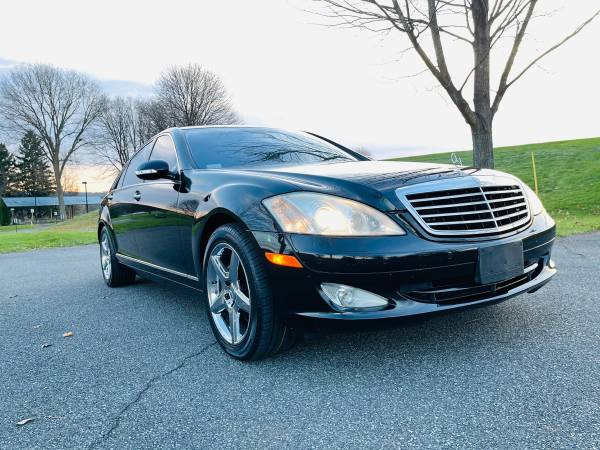 Photo 2008 MERCEDES BENZ S550 4MATIC CLEAN MUST SEE CAR - $11,900 (Allentown)