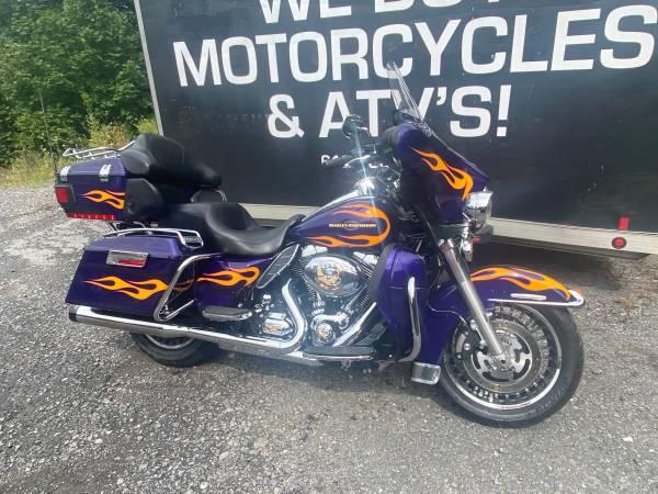 Photo 2012 Harley Davidson Electra Glide Ultra Classic Limited Easy Finance - $13,999 (ibuypowersportsinc)