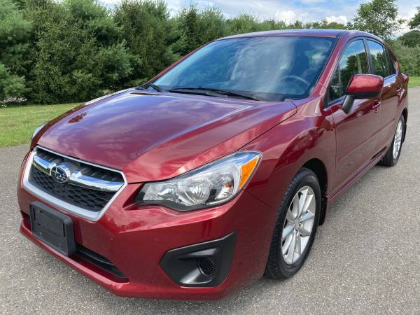 Photo 2014 Subaru Impreza 2.0i Premium AWD Hatchback Sport FB20 - $8,200 (Kresgeville Pa)