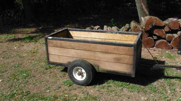 Photo (2) Farm wagons for price of one - $85 (Walnutport)