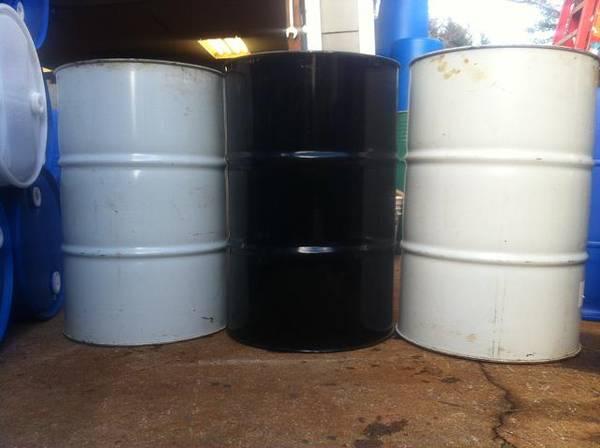 Photo 55 gallon drum - $25 (Bath)