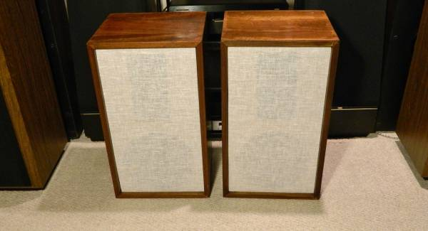 Photo Acoustic Research AR-2 speakers, fully restored and upgraded - $495 (Macungie)