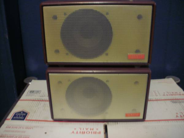 Photo Advent bookshelf speakers - $30 (Lehighton)