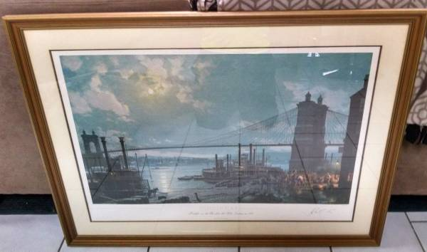 Photo Assorted John Stobart Prints (quakertown)