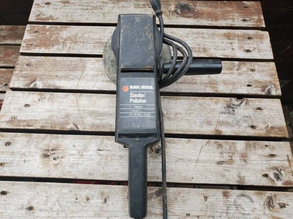 Photo Black  Decker Tools - Used - $25 (Springtown)