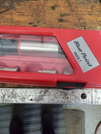 Photo Blue point soldering iron - $45 (Quakertown)