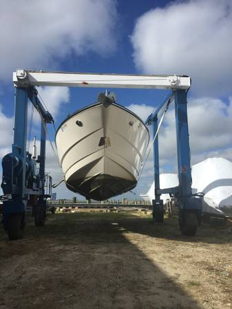Photo Boat Storage, Haul-Outs, Shrink Wrapping, Full Services (Brigantine)