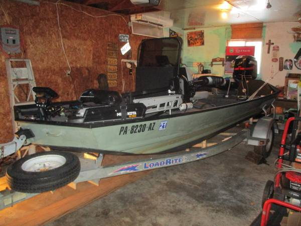 Photo Boat for sale by owner - $10,300 (Clarks Summit PA)