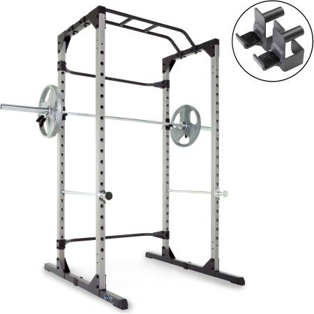 Photo Brand New ProGear Power Cage  300 LB Olympic Weight Set - $500 (Allentown)