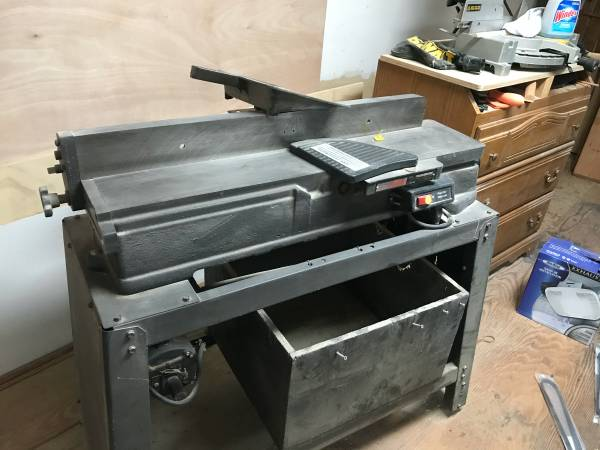 Photo CRAFTSMAN 6 18quot JOUNTER-PLANER - $350