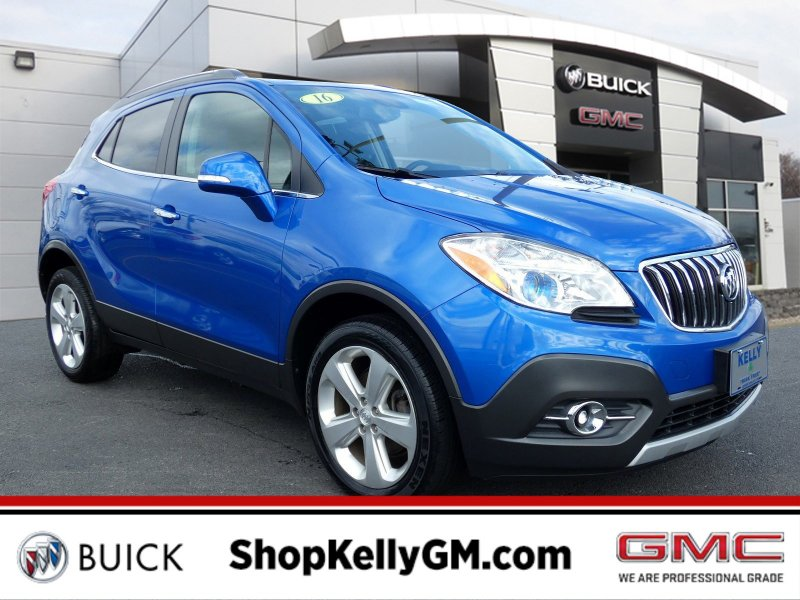 Photo Certified 2016 Buick Encore AWD Convenience for sale