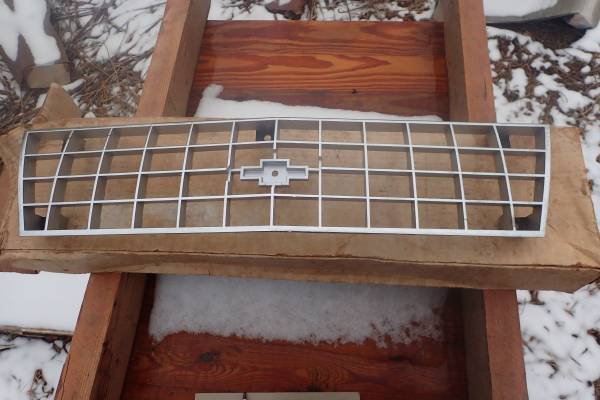 Photo Chevy Cavalier Grille 84-87 - $55 (Macungie)