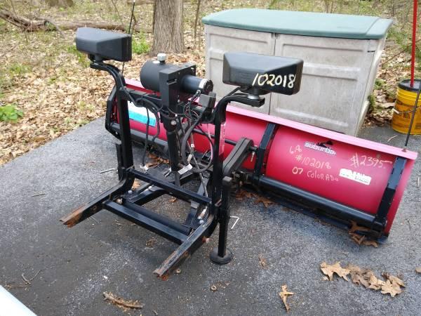 Photo ColoradoCanyon snow plow - $2,200 (Barto)
