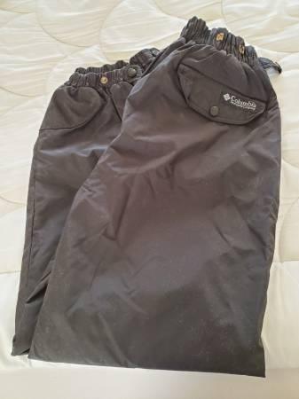 Photo Columbia snow pants. Womens Large - $10 (Forks  Easton  Bethlehem)
