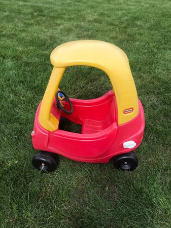 Photo Cozy Coupe (Easton)
