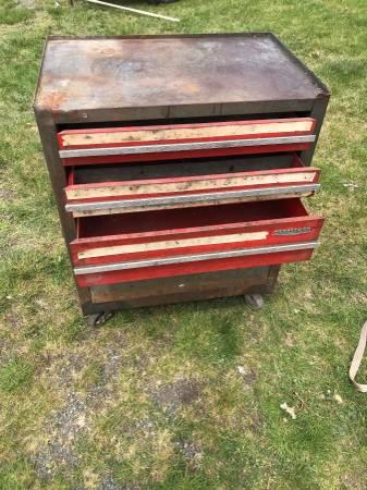 Photo Craftsman Tool Cabinet - $60 (Breinigsville, PA)