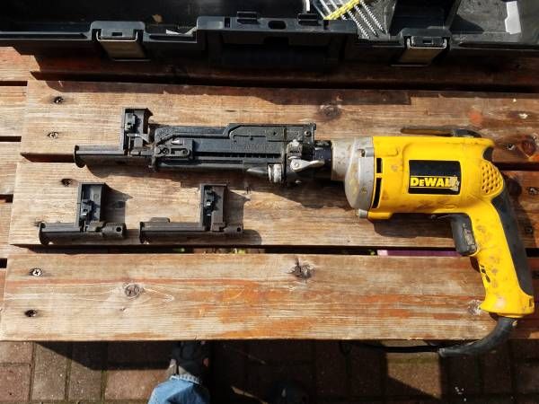Photo DeWalt Corded Drills - Used - $250 (Springtown)
