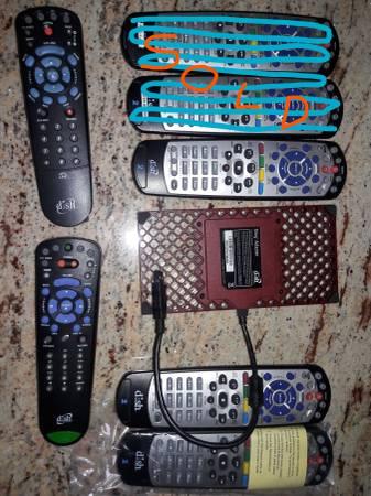 Photo Dish Network Sling Adapter  DishDirectComcast TV Remotes - $5 (Schnecksville)