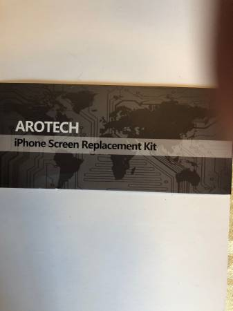 Photo Free 5S iPhone Screen Replacement Kit (Riegelsville)