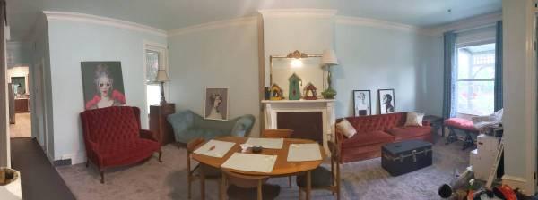 Photo Fully Furnished Shared Home Great for Intl, Resrchrs , Grads, Post (West Powelton, West Philadelphia, University City)