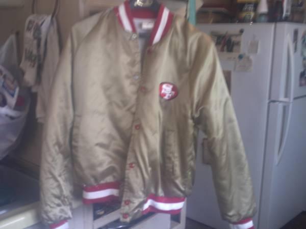 Photo Girls 49ers light jacket - $20 (Phillipsburg, N.J.)