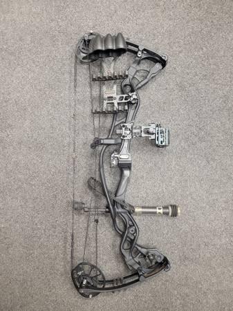 Photo Hoyt Carbon RX-1 Compound Bow - $1,700 (Quakertown)