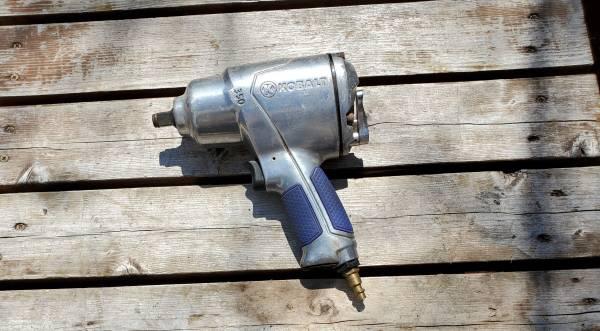 Photo Kobalt  Craftsman Air Tools - Used - $50 (Springtown)