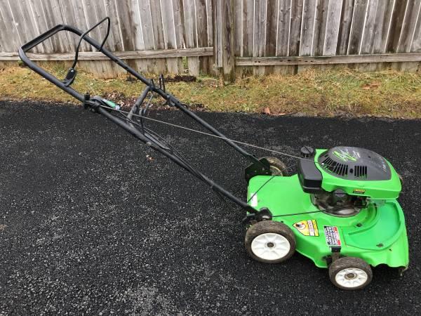 Photo Lawn Boy 21 6HP Side Discharge Push Mower - $70 (Alburtis)