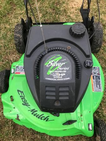 Photo Lawn Boy Mower - $75 (Bangor)