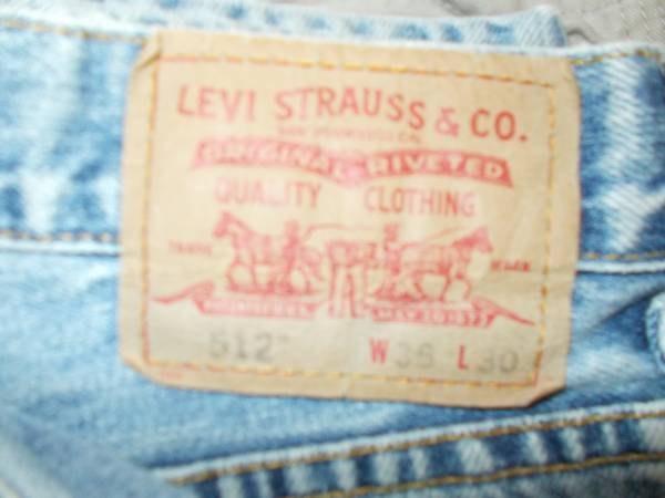 Photo MENS JEANS - $45 (Sellersville PA)