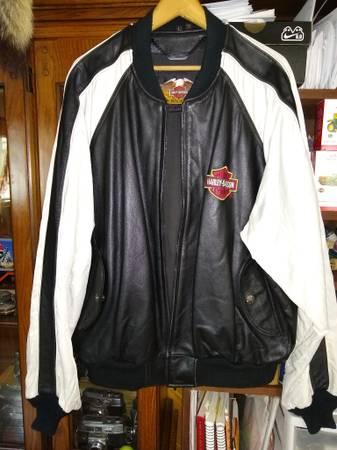 Photo Mens Harley Riding Jacket - $95 (Kunkletown)