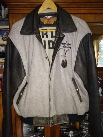 Photo Mens Harley Winter Jacket - $125 (Kunkletown)